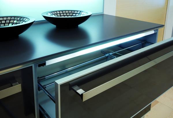 Led sensor lightingkitchen cabinet lightingfurniture drawer light workwithnaturefo